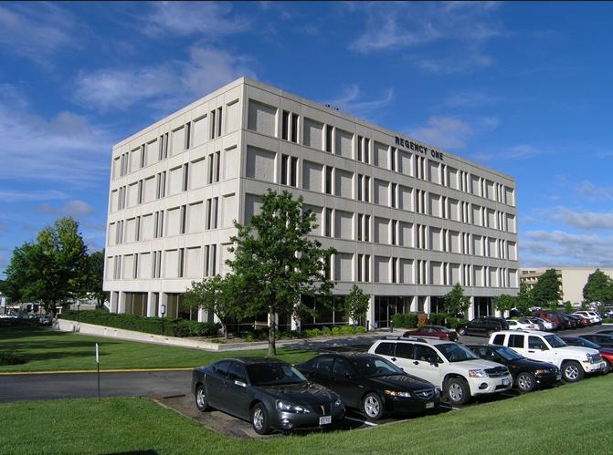 Regency One Building in Omaha