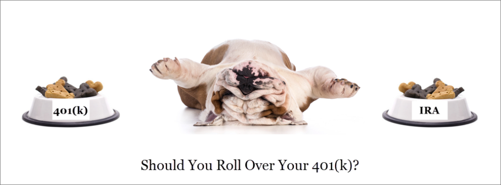 Image with Caption: Should You Roll Over Your 401(k)?