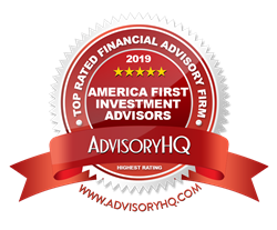 emblem that names america first a top financial advisor in omaha